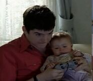 Image baby Lousie and Martin Fowler