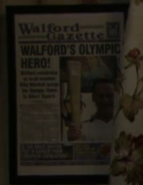 Walford Gazette Billy Mitchell Olympics (2012)