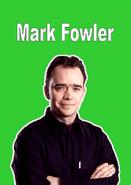 Mark Fowler Cast Card