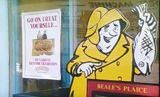 Beale's Plaice (8 November 1994)