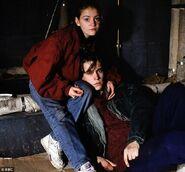 Aidan Brosnan Homeless (December 1993)
