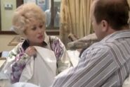 Peggy Mitchell and Phil Mitchell 2 (7 November 1994)