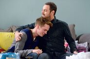Johnny tells Mick he's Gay (2014)