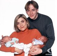Cindy Beale and Ian Beale and Peter Beale and Lucy Beale 2