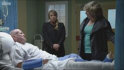Phil Mitchell in Hospital (2015)
