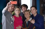 Carter Family Selfie (2014)