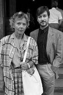 Julia Smith and Tony Holland 3