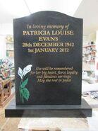 Pat Headstone