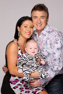 Kat And Alfie and Tommy Moon