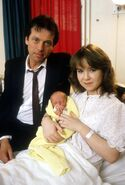Den Watts and Michelle Fowler and Vicki Fowler