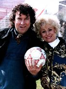 Nigel Bates and Peggy Mitchell (1995)