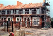 EastEnders Set Build 2
