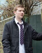Liam butcher school uniform