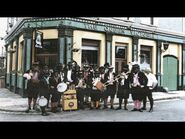 EastEnders Belchamp Morris Men cut from the Drama Channel Repeat