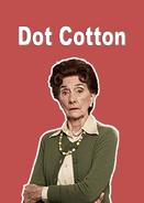 Dot Cotton Name Card