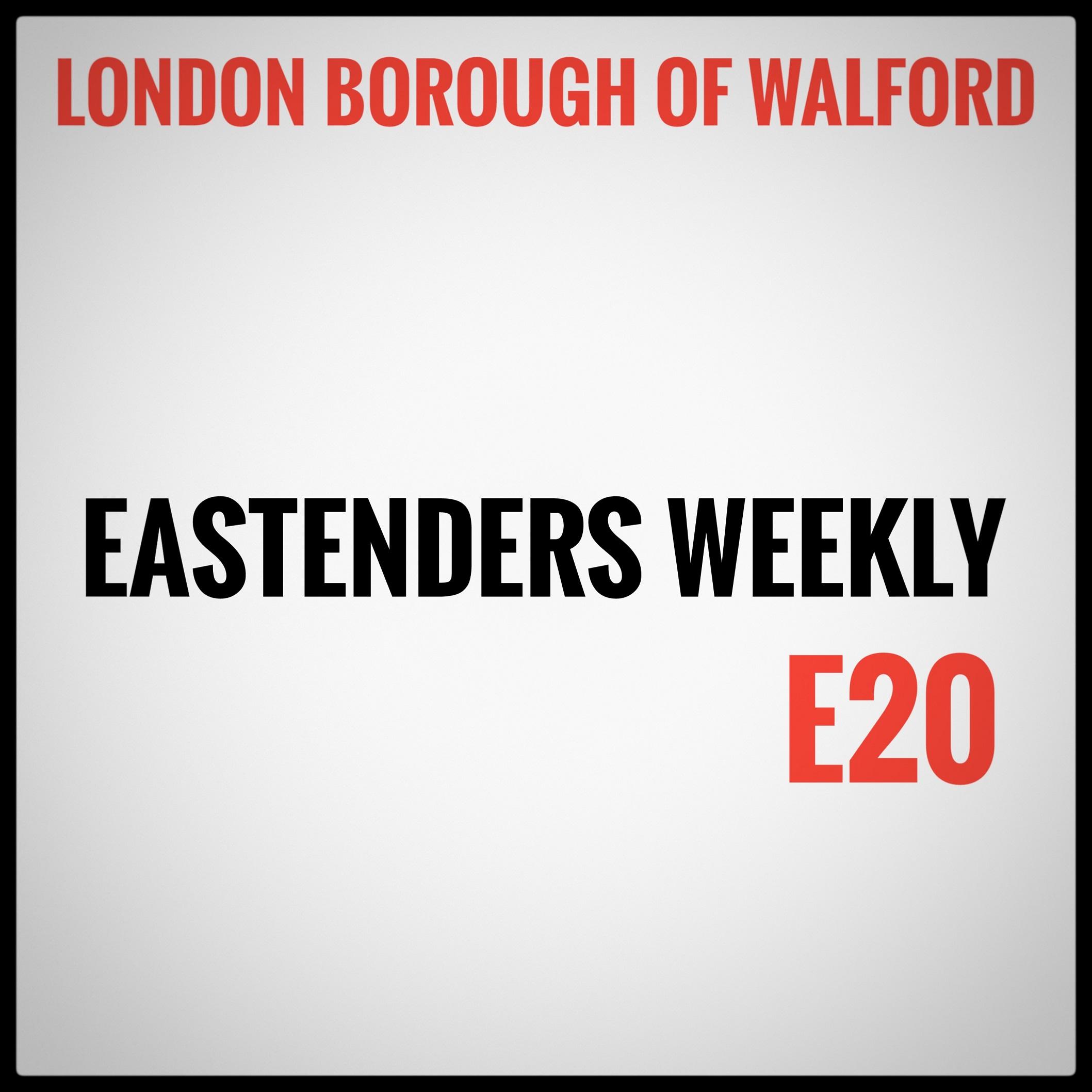 EastEnders Weekly Podcast