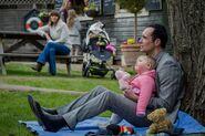 Michael ans scarlett moon in park