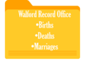 Walford Record Office