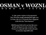 Bosman v Wozniak