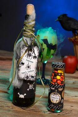 Halloween poison wine bottles party favor.jpg