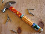 Monogrammed Hammer