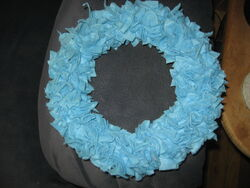Rags to Wreath