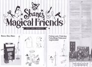 Shanes magical friends just add garbage house & fishing pole