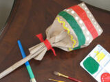 Paper Bag Maracas