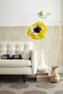 Paper + Cup's Giant Flower Vase