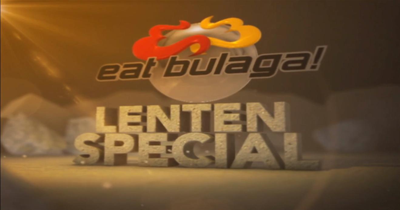 Eat Bulaga's Lenten Special 2018