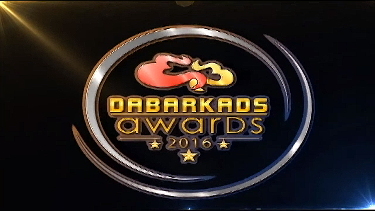Dabarkads Awards 2016