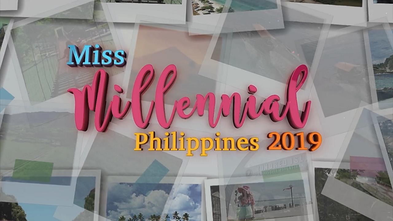 Miss Millennial Philippines 2019