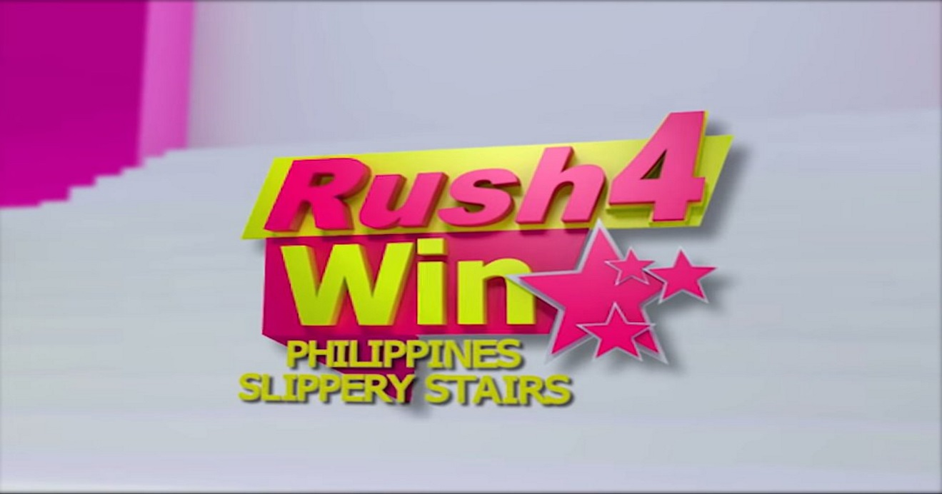 Rush 4 Win Philippines: Slippery Stairs