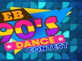 EB 90's Dance Contest