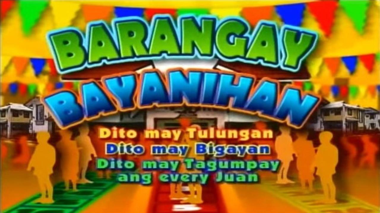 Barangay Bayanihan