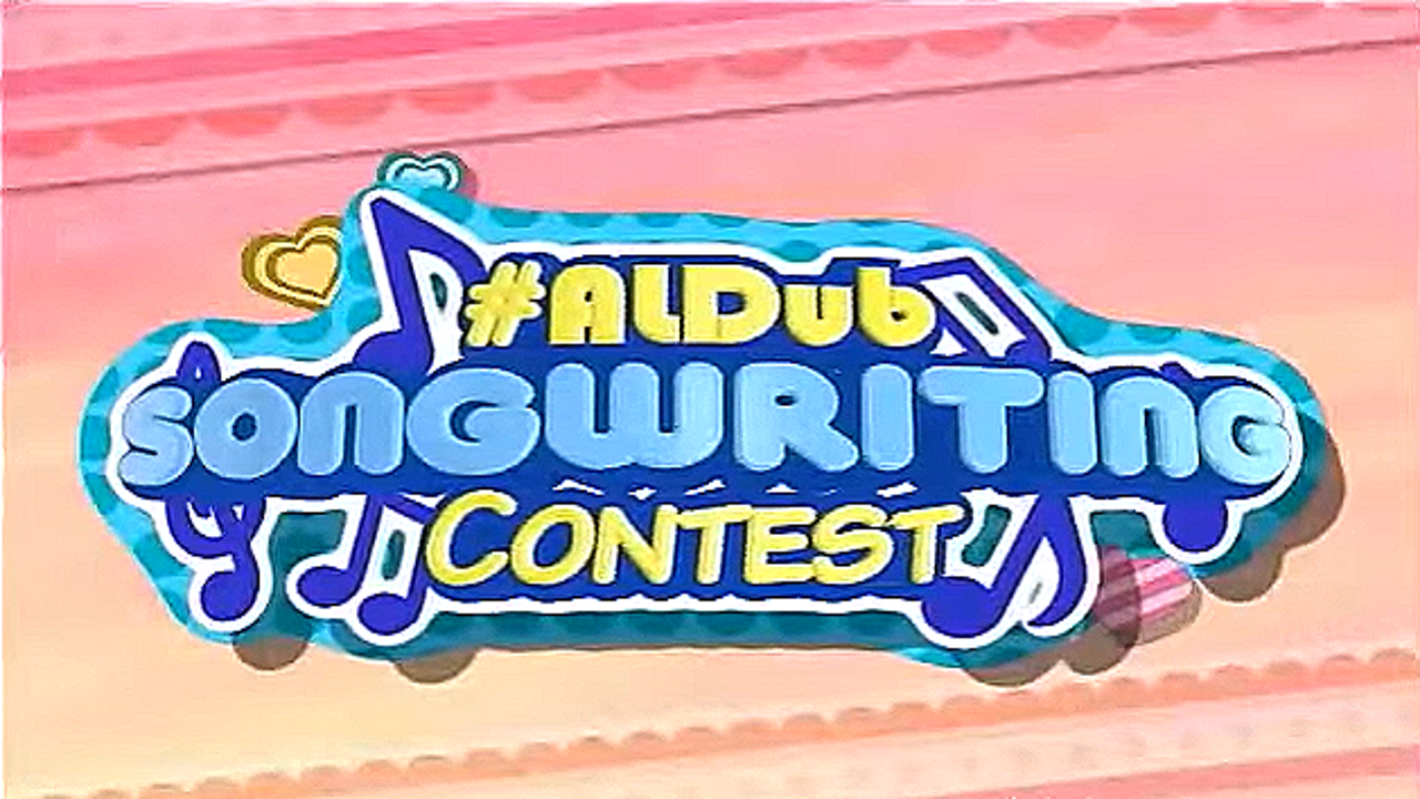 AlDub Songwriting Contest