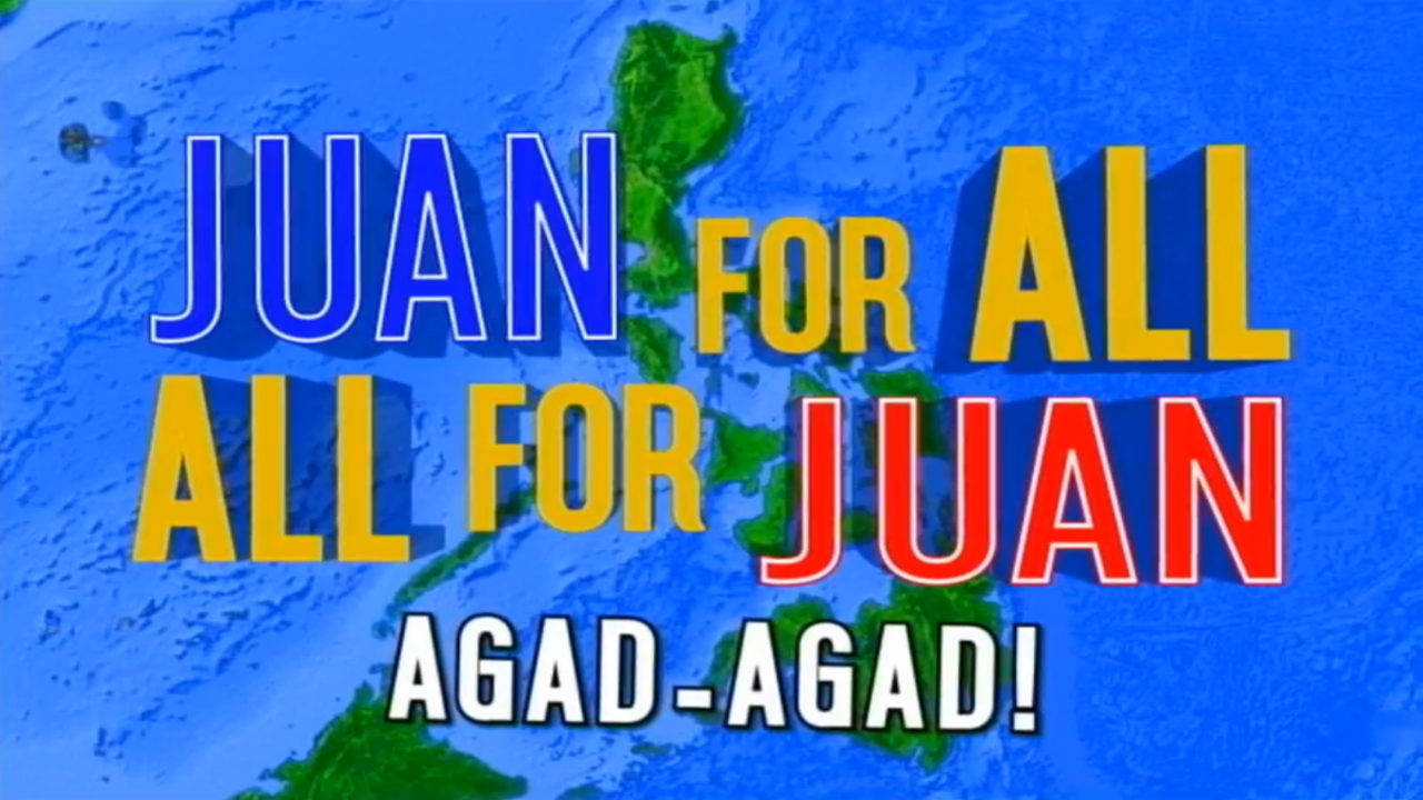 Juan for All, All for Juan