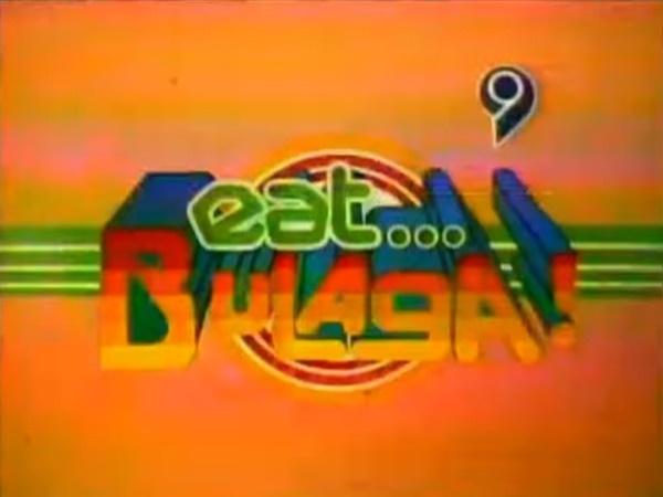 Logo of Eat Bulaga!