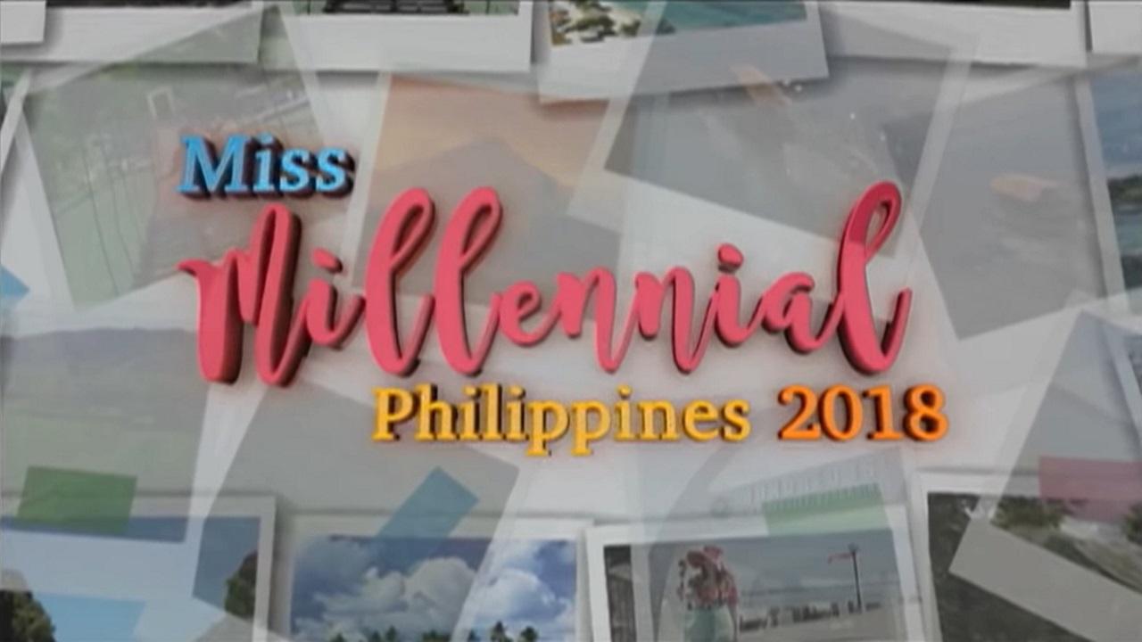 Miss Millennial Philippines 2018