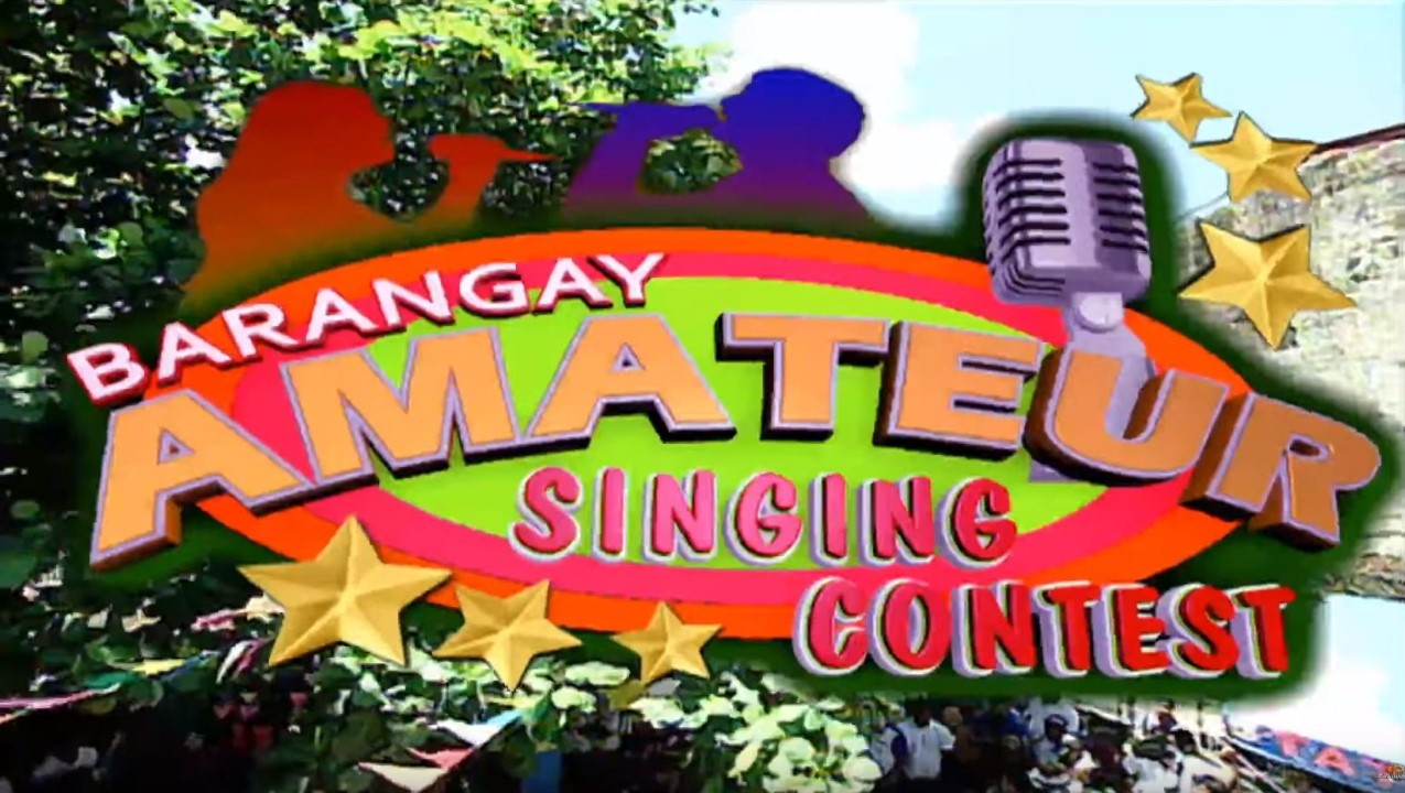 Barangay Amateur Singing Contest