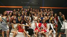 The 38 candidates of Miss Millennial Philippines