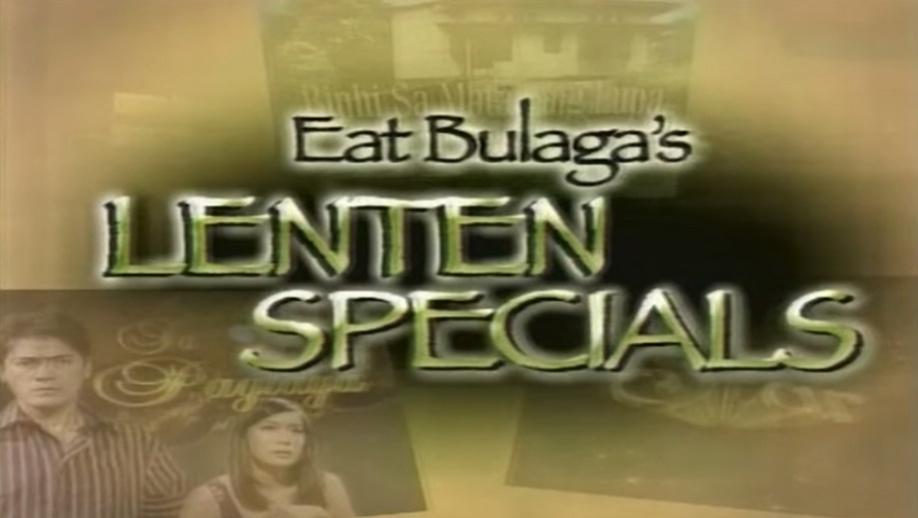 Eat Bulaga's Lenten Special 2007