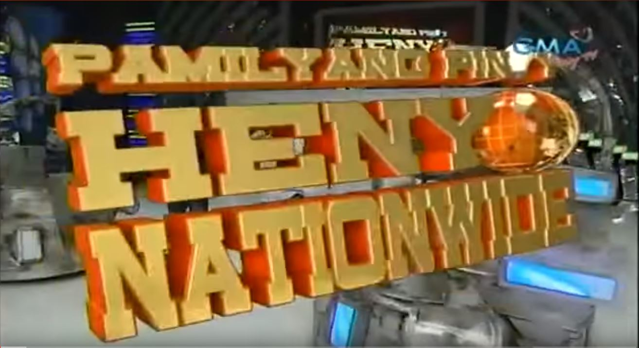 Pamilyang Pinoy Henyo Nationwide