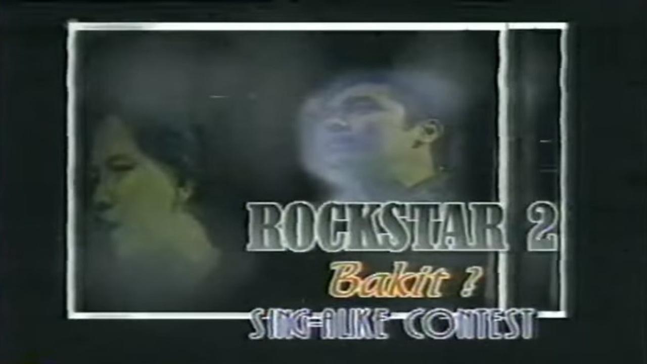 Rockstar 2: Bakit? Sing-Alike Contest