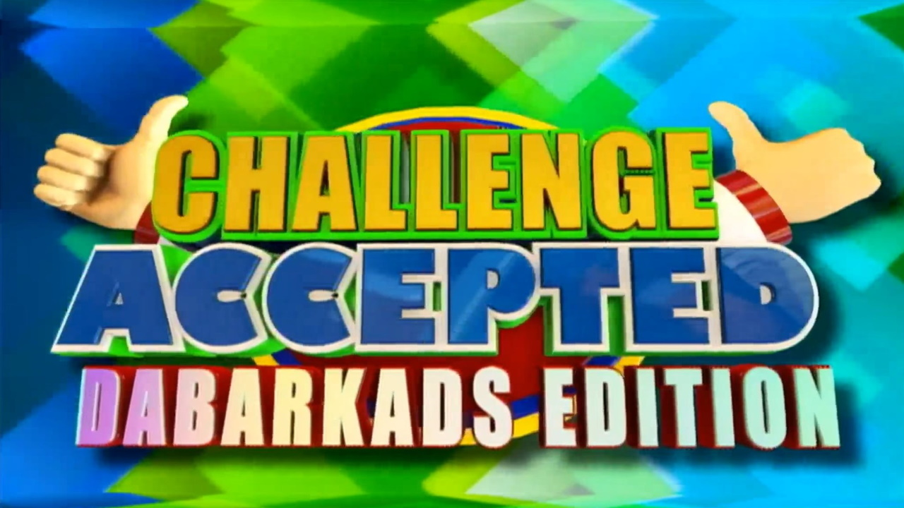 Challenge Accepted: Dabarkads Edition