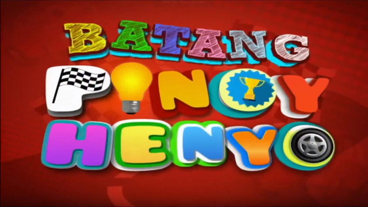 Batang Pinoy Henyo (2017)