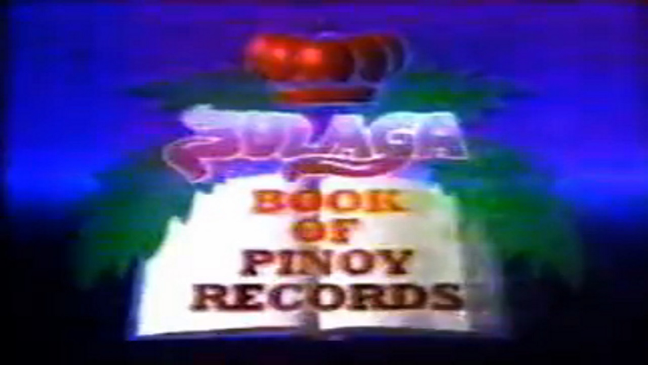 Bulaga Book of Pinoy Records