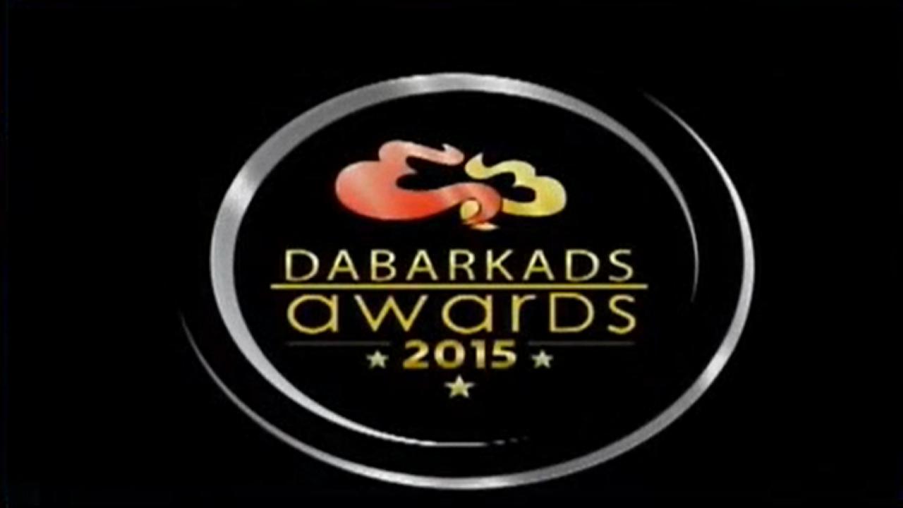 Dabarkads Awards 2015