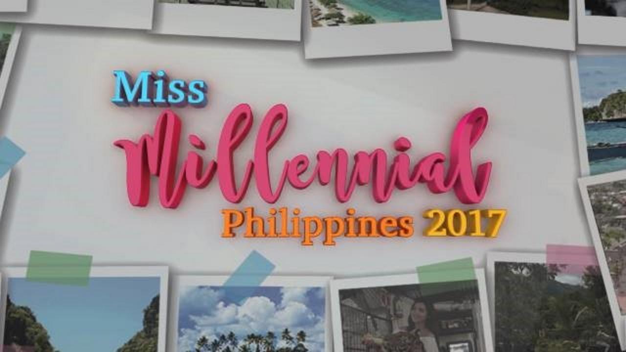 Miss Millennial Philippines 2017
