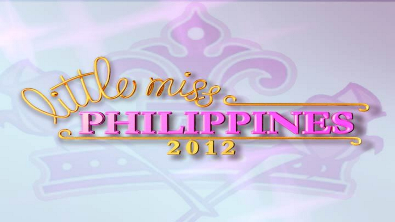 Little Miss Philippines 2012